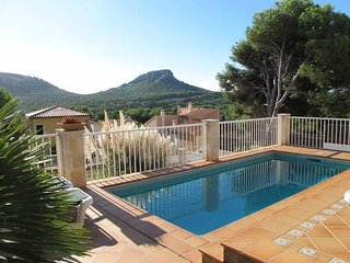 4 bedroom Villa in Cala Mesquida, Balearic Islands, Spain : ref 5441141
