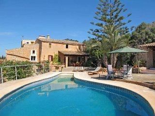 3 bedroom Villa in Cas Concos, Balearic Islands, Spain : ref 5441136