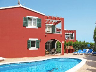 4 bedroom Villa in Cala Galdana, Balearic Islands, Spain : ref 5441094