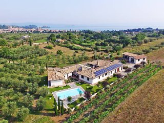 4 bedroom Villa in Marta, Latium, Italy : ref 5440418