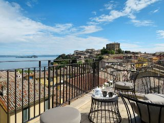 3 bedroom Apartment in Capodimonte, Latium, Italy : ref 5440416