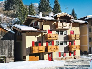 6 bedroom Apartment in Soraga, Trentino-Alto Adige, Italy : ref 5437863