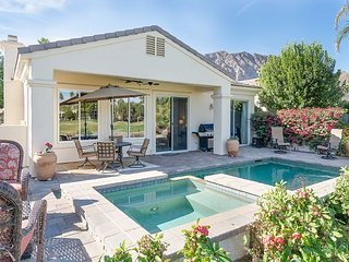 PGAWEST La Quinta 3BR/3BA  w Pool/ Jacuzzi Fairway views