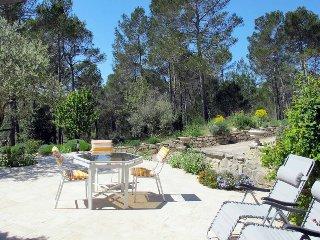 4 bedroom Villa in Forcalqueiret, Provence-Alpes-Cote d'Azur, France : ref 54370