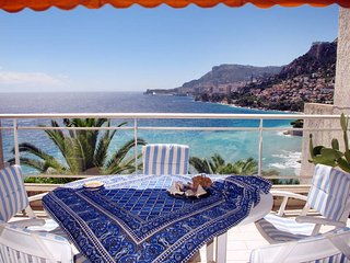 3 bedroom Apartment in Roquebrune-Cap-Martin, Provence-Alpes-Côte d'Azur, France