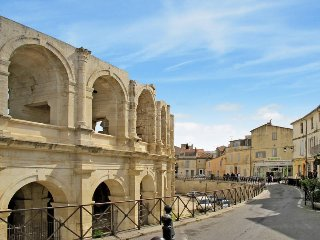 3 bedroom Villa in Arles, Provence-Alpes-Cote d'Azur, France : ref 5435844