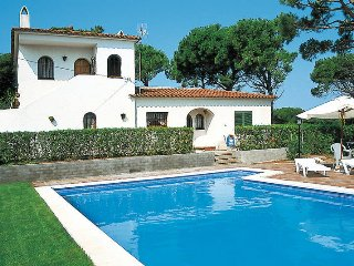 4 bedroom Villa in Mas Pinell, Catalonia, Spain : ref 5435567