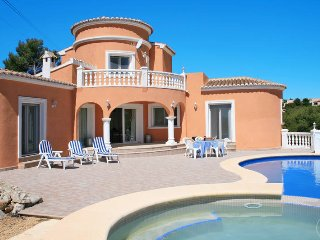 3 bedroom Villa in Xabia, Valencia, Spain - 5435423