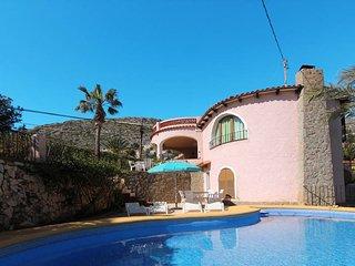 3 bedroom Villa in Calpe, Valencia, Spain - 5435395