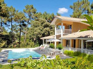 4 bedroom Villa in Lacanau-Ocean, Nouvelle-Aquitaine, France - 5434916