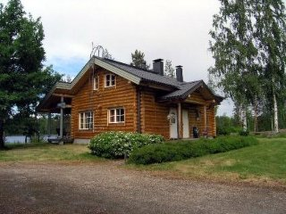 2 bedroom Villa in Vehmersalmi, Northern Savo, Finland : ref 5433871