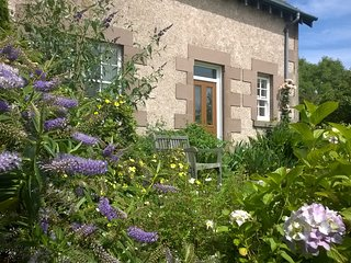 East Cottage south facing garden