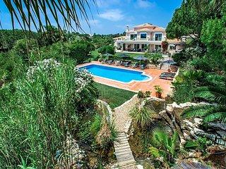 5 bedroom Villa in Quinta do Lago, Faro, Portugal : ref 5432997