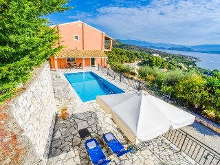3 bedroom Villa in Agios Stefanos Sinion, Ionian Islands, Greece : ref 5426720