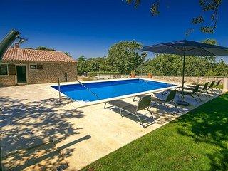2 bedroom Villa in Visignano, Istarska Županija, Croatia : ref 5426588