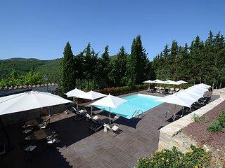 2 bedroom Villa in Santa Maria A Grignano, Tuscany, Italy : ref 5424447