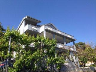 Mio Monte 3 Apartment mit Garten, deutscher Standard, 2 Schlafzimmer, Terrasse