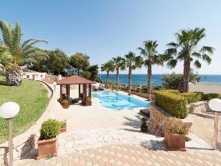 3 bedroom Villa in Marina San Gregorio, Apulia, Italy : ref 5401982