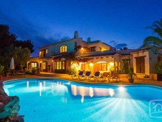 4 bedroom Villa in Moraira, Valencia, Spain : ref 5401434