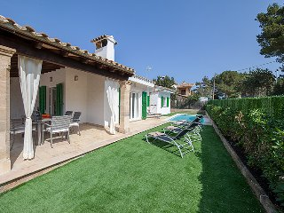 3 bedroom Villa in Cala San Vicente, Balearic Islands, Spain : ref 5400601