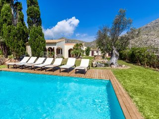 3 bedroom Villa in Pollenca, Balearic Islands, Spain : ref 5400560