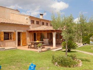 3 bedroom Villa in Pollença, Balearic Islands, Spain : ref 5400547