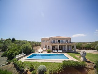 4 bedroom Villa in Can Picafort, Balearic Islands, Spain : ref 5400540