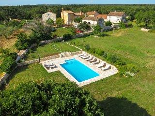 4 bedroom Villa in Barbariga, Istarska Zupanija, Croatia : ref 5399511