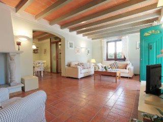 4 bedroom Villa in Forte dei Marmi, Tuscany, Italy : ref 5397023