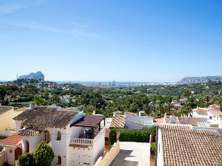 3 bedroom Villa in Calpe, Valencia, Spain : ref 5396936