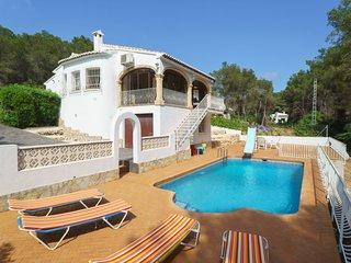 3 bedroom Villa in Xàbia, Valencia, Spain : ref 5394114