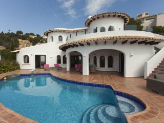 4 bedroom Villa in Altea la Vella, Valencia, Spain : ref 5388834