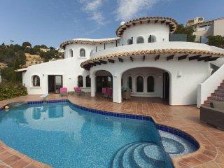 4 bedroom Villa in Altea la Vella, Region of Valencia, Spain : ref 5388834
