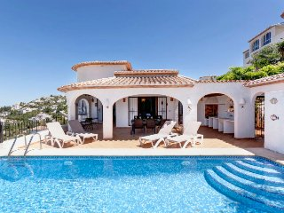 5 bedroom Villa in Monte Pego, Valencia, Spain : ref 5698947