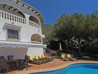5 bedroom Villa in Benitachell, Valencia, Spain : ref 5345588