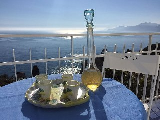 1 bedroom Villa in Praiano, Campania, Italy : ref 5343774