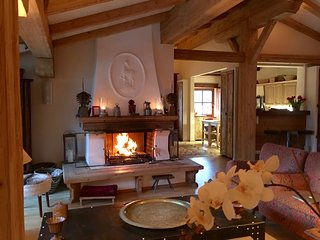 Kitzbühel, Austria, World-renowned Ski-Resort 4 BR Condo