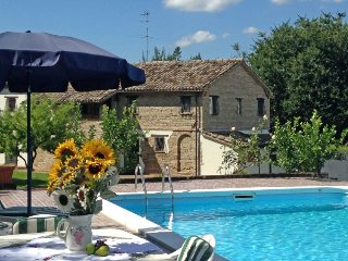 5 bedroom Villa in Offagna, The Marches, Italy : ref 5335138