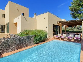 4 bedroom Villa in Cala Galdana, Balearic Islands, Spain : ref 5334724
