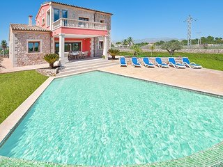 4 bedroom Villa in es Barcarès, Balearic Islands, Spain : ref 5334609