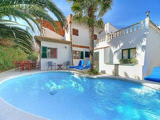 3 bedroom Villa in Port de Pollença, Balearic Islands, Spain : ref 5334571