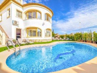 6 bedroom Villa in Ifac, Valencia, Spain : ref 5334538