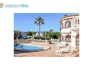 4 bedroom Villa in Fanadix, Valencia, Spain - 5334522