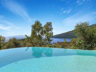 4 bedroom Villa in Syvota, Ionian Islands, Greece : ref 5334406