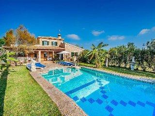 6 bedroom Villa in Pollenca, Balearic Islands, Spain : ref 5334343