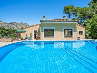 3 bedroom Villa in Cala San Vicente, Balearic Islands, Spain : ref 5334257