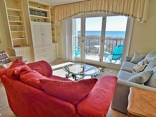 114-A Villa Capriani - SUMMER SAVINGS! UP TO $285 off!! - Oceanfront Condo with