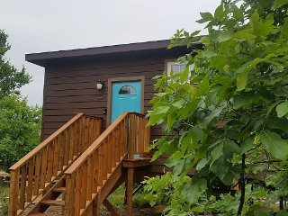 Full Nest- Luxury Tree House Cabin on the Lake*Pet Friendly