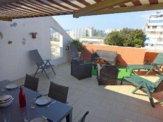 2 bedroom Apartment in La Grande-Motte, Occitania, France : ref 5312455