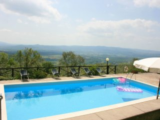 3 bedroom Villa in San Giustino Valdarno, Tuscany, Italy : ref 5312388
